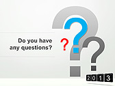 2013 Calendar Animated PowerPoint Templates - Slide 34