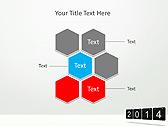 2014 Calendar Animated PowerPoint Templates - Slide 12