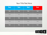 2014 Calendar Animated PowerPoint Templates - Slide 32