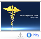 Caduceus Animated PowerPoint Template