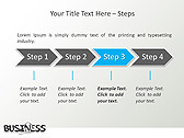Business Word Animated PowerPoint Template - Slide 3