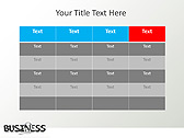 Business Word Animated PowerPoint Template - Slide 32