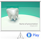 Dental Care Animated PowerPoint Template