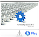 Top Gear Animated PowerPoint Template