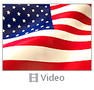 American Flag Video