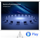 Personal Computer Animated PowerPoint Template