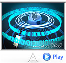 Internet Security Animated PowerPoint Template