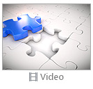 Blue Puzzle Video