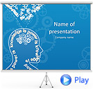 Knowledge Animated PowerPoint Template
