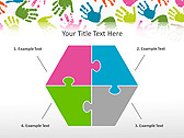 Colorful Hands Animated PowerPoint Template - Slide 11