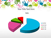 Colorful Hands Animated PowerPoint Template - Slide 18