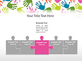 Colorful Hands Animated PowerPoint Template - Slide 19