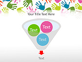 Colorful Hands Animated PowerPoint Template - Slide 24