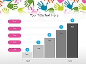 Colorful Hands Animated PowerPoint Template - Slide 33