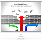 Business Strategy PPT Diagrams & Chart