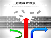 Business Strategy PPT Diagrams & Charts
