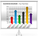 Business Diagram PPT Diagrams & Chart