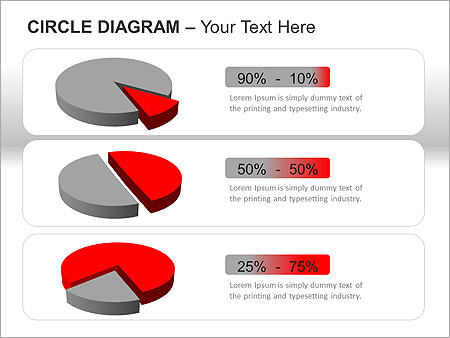Circle Diagram PPT Diagrams & Charts