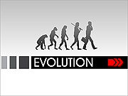 Evolution PPT Diagrams & Chart