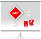 Risk Management PPT Diagrams & Chart
