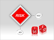 Risk Management PPT Diagrams & Charts