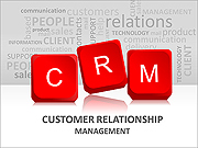 Customer Relationship PPT Diagrams & Charts