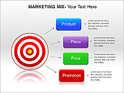 Marketing Mix PPT Diagrams & Charts