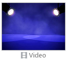 Stage Projector Video