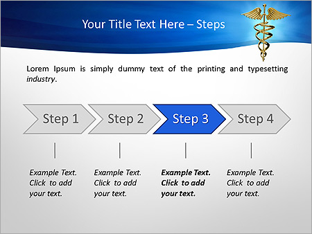 Well-Known Medical Sign Animated PowerPoint Template - Slide 3