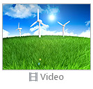 Windmills In The Field Video