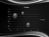 Black And White Abstraction Animated PowerPoint Template - Slide 28