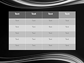 Black And White Abstraction Animated PowerPoint Template - Slide 32