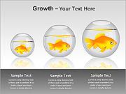Рост Схемы и диаграммы для PowerPoint