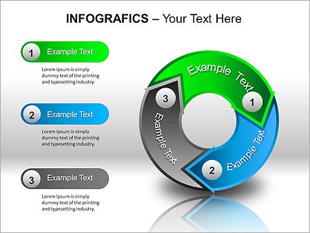 Most popular powerpoint diagrams charts templates smiletemplates infografics ppt diagrams chart ccuart Image collections