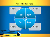 USB Computer Connection Animated PowerPoint Template - Slide 14