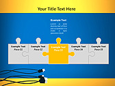 USB Computer Connection Animated PowerPoint Template - Slide 19