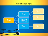 USB Computer Connection Animated PowerPoint Template - Slide 22