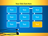 USB Computer Connection Animated PowerPoint Template - Slide 26