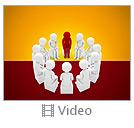 Business Communication Concept Videos