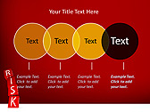 Red Colored Risk Bricks Animated PowerPoint Template - Slide 10