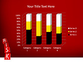 Red Colored Risk Bricks Animated PowerPoint Template - Slide 29
