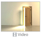 Brown Wooden Door Video