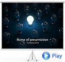 Bright And New Idea Animated PowerPoint Templates