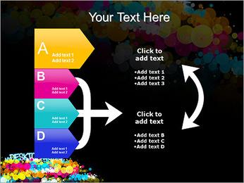 Mon bureau a du style Modèles des présentations  PowerPoint - Diapositives 16