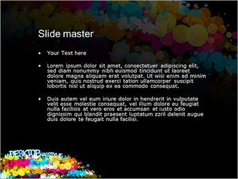 Mon bureau a du style Modèles des présentations  PowerPoint - Diapositives 2
