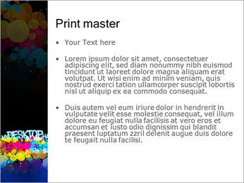 Mon bureau a du style Modèles des présentations  PowerPoint - Diapositives 24
