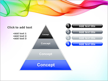 IPad On Abstract Background PowerPoint Templates - Slide 22