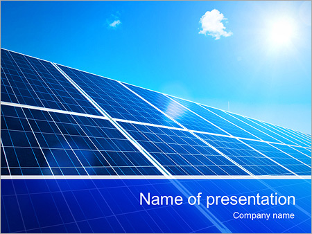 Solar energy powerpoint template powerpoint template alternative powerpoint templates free download solar energy gallery solar energy powerpoint template toneelgroepblik Gallery