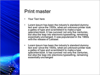 Universal Connection PowerPoint Template - Slide 24