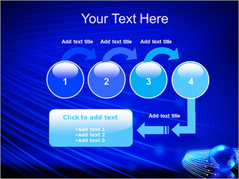 Universal Connection PowerPoint Template - Slide 4